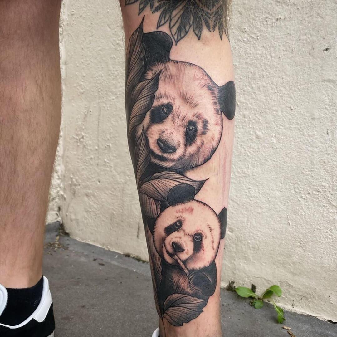Cal Hanley @tattoosbycal