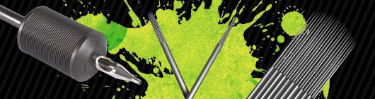 25% rabat på alle Killer Ink nåler & tuber!
