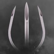 Piercingnåle