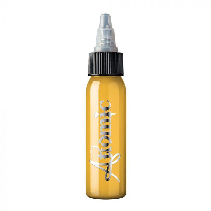 Atomic Tattoo Ink Sicily Yellow 30ml