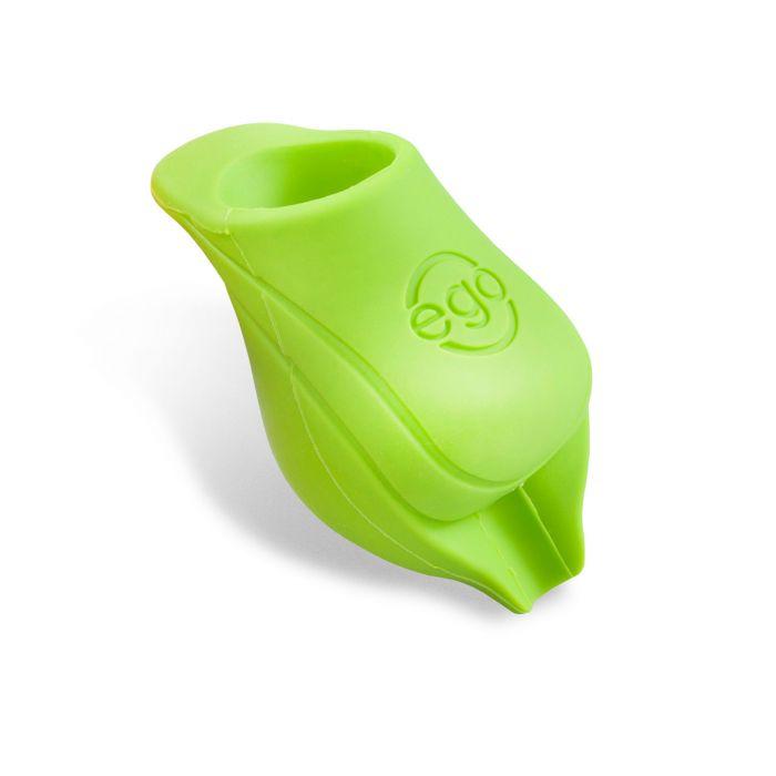 Pakke med 2 stk. silikone EGO biogreb i grøn