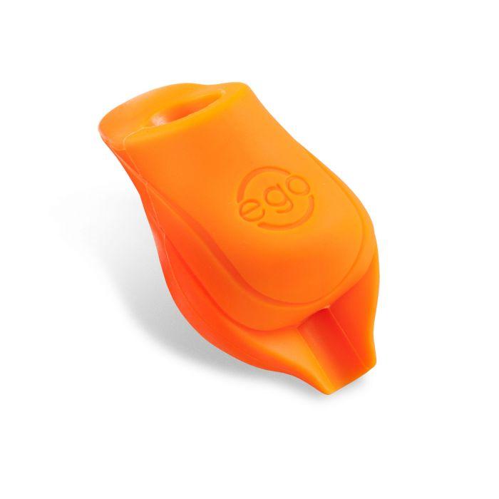 Pakke med 2 stk. silikone EGO biogreb i orange