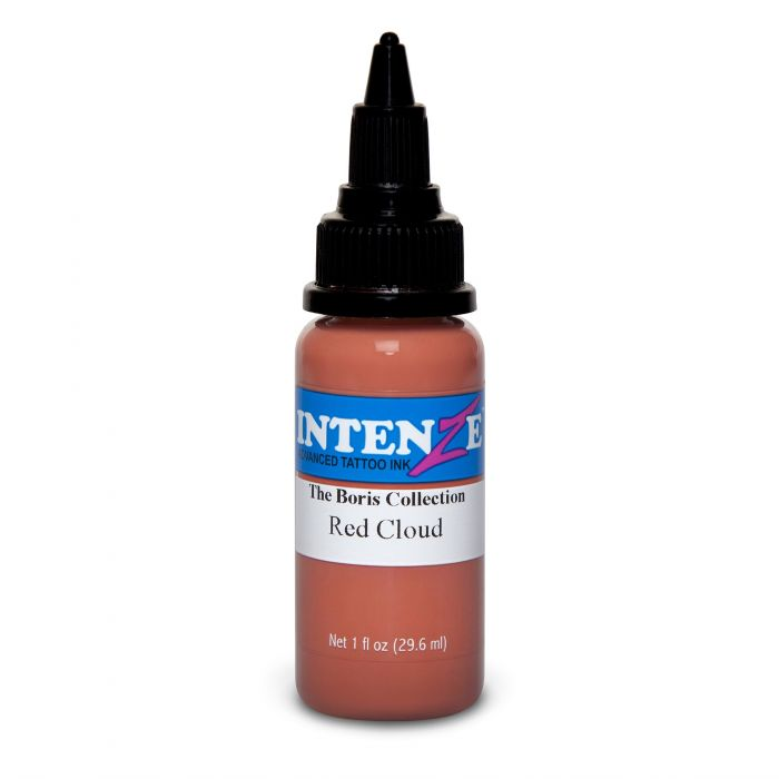 Intenze Ink Boris from Hungary Red Cloud 30ml (1oz)