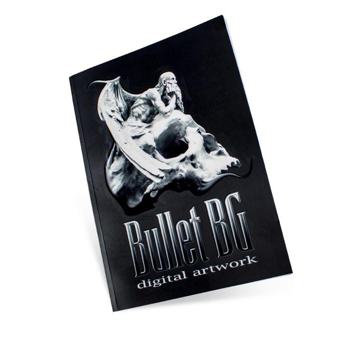Bullet BG - Digital Artwork