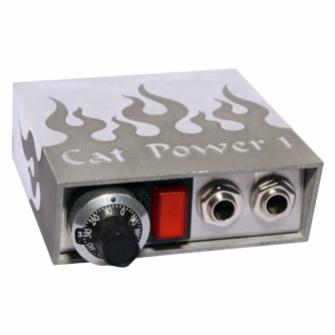 Cat Power 1 Strømforsyning - Produceret i Tyskland IKKE SKRØBELIG!