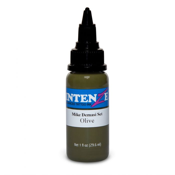 Intenze Ink Mike DeMasi Olive Portrait 30ml (1oz)