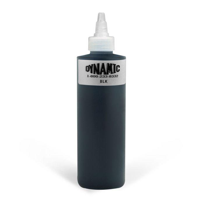 Dynamic Black blæk 240ml (8oz)