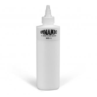 Dynamic White blæk 240ml (8oz)
