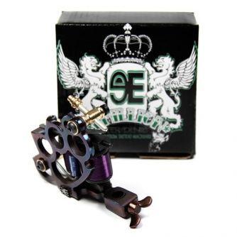 Emillion Knuckle Duster tatoveringsmaskine - Shader - Produceret i Netherlands
