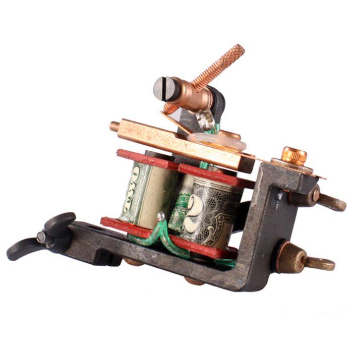 Emillion Produceret i Netherlands Minijones tatoveringsmaskine (available as Liner or Shader)
