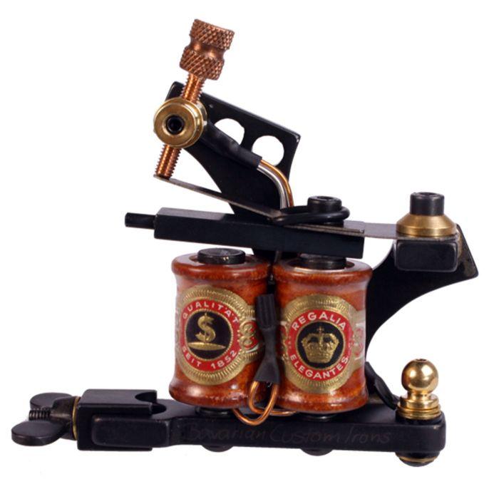 Bavarian Custom Irons Morphosica tatoveringsmaskine - Power Liner
