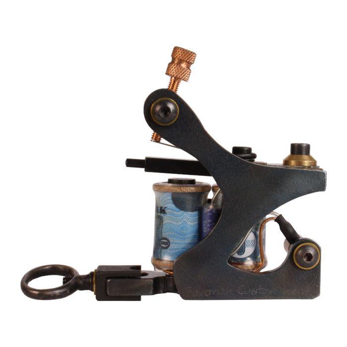 Bavarian Custom Irons Nando LEFT HANDED tatoveringsmaskine - Universal
