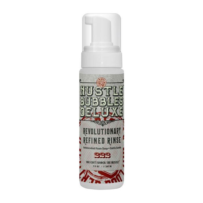 Hustle Bubbles Deluxe - antimikrobiel skumvask (207ml)