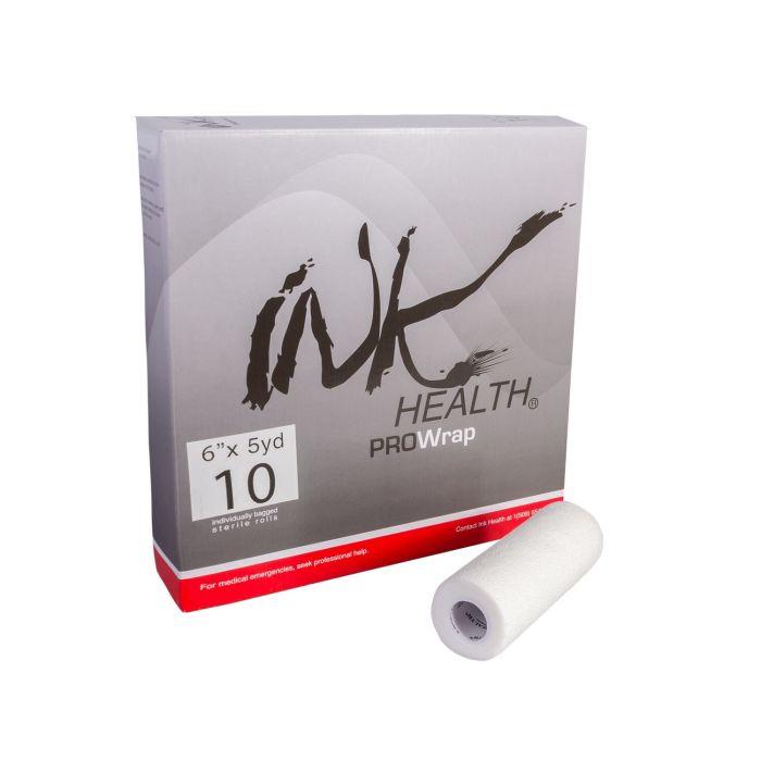 Pakke med 10 stk. INK HEALTH PROWrap selvklæbende bandage 6