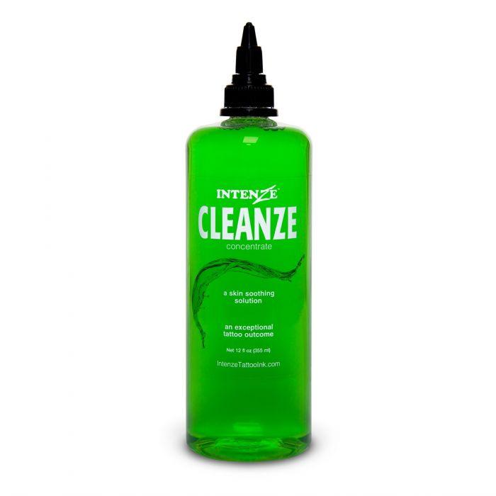 Intenze Ink Tattoo Cleanze rengøringsmiddel 360ml (12oz)