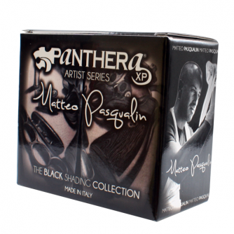 Komplet sæt med 8 Panthera Matteo Pasqualin - The Sort Shading Collection 30ml