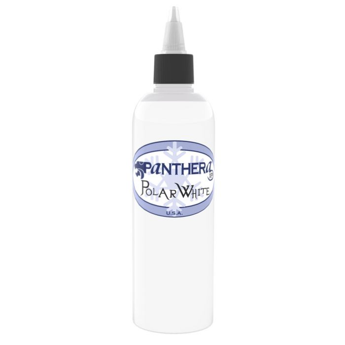Panthera Black ink - Polar White - 150ml