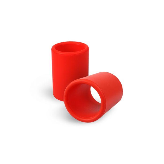 silikone cover til tatoveringsgreb i rød