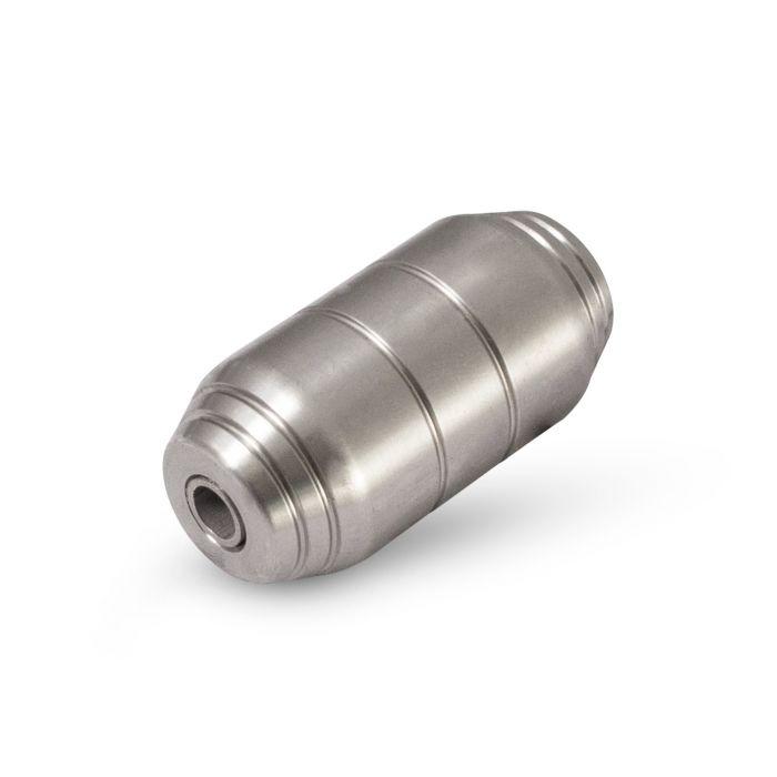 Tatoveringsgreb 25mm III i 316 rustfrit stål