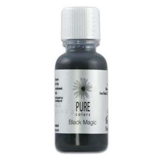 Cosmetic Ink Pure Colours Black Magic 15ml