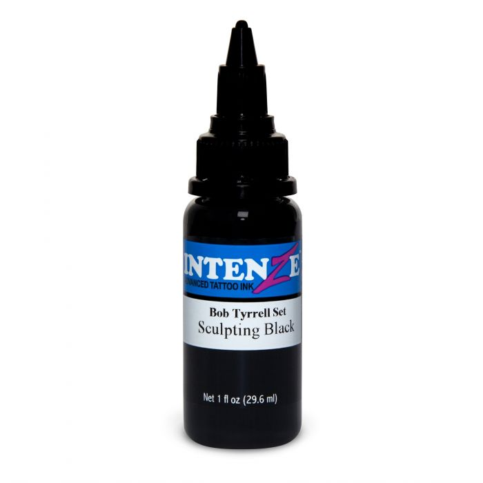 Intenze Ink Bob Tyrrell Sculpting Black 30ml (1oz)