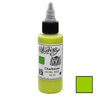 WAVERLY Color Company Chartreuse 60ml (2oz)