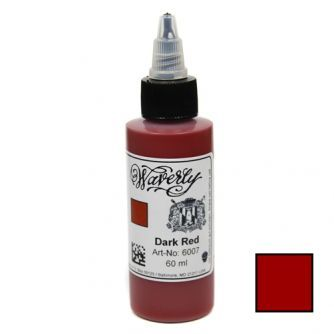 WAVERLY Color Company Dark Red 60ml (2oz)
