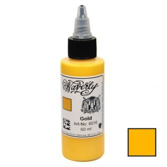 WAVERLY Color Company Gold 60ml (2oz)