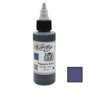 WAVERLY Color Company Payne's Grey 60ml (2oz)