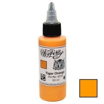 WAVERLY Color Company Tiger Orange 60ml (2oz)