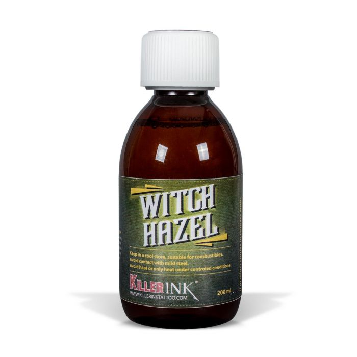 200ml flaske med destilleret Witch Hazel