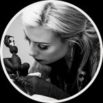 Månedens sponset artist – Jenna Kerr
