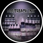 Silverback Ink® - Til Sort & Gråt Arbejde